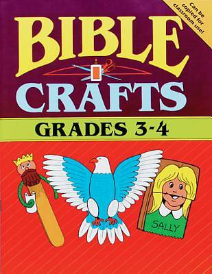 Bible Crafts-Grades 3 & 4