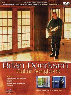 The Brian Doerksen Guitar Songbook With DVD