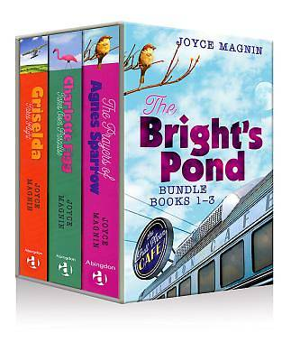 The Brights Pond Bundle, Prayers of Agnes Sparrow, Charlotte Figg Takes Over & Griselda Takes Flight - eBook [ePub]