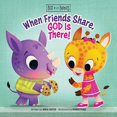 Picture of When Friends Share, God Is There!