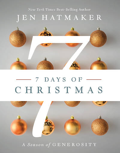 Picture of 7 Days of Christmas - eBook [ePub]