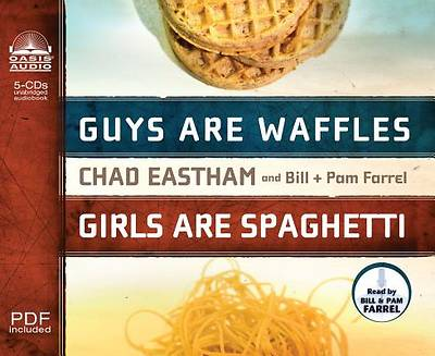 Picture of Guys Are Waffles, Girls Are Spaghetti