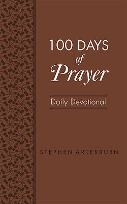 Picture of 100 Days of Prayer Daily Devotional
