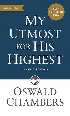Picture of My Utmost for His Highest