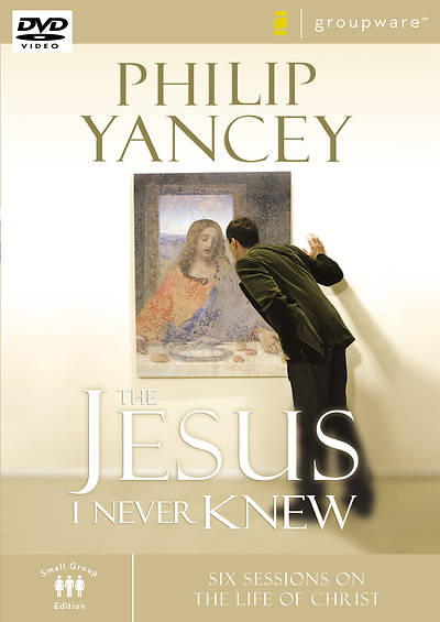 The Jesus I Never Knew DVD