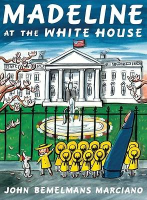 Madeline in the White House