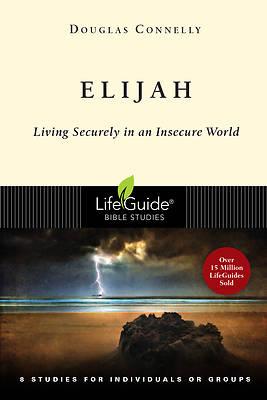 Picture of LifeGuide Bible Study - Elijah