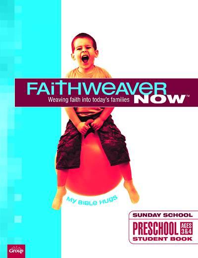 Picture of FaithWeaver NOW Preschool Student Book My Bible Hugs Summer 2021