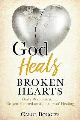 Picture of God Heals Broken Hearts