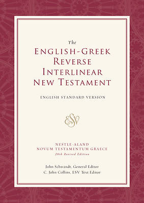 Picture of The English-Greek Reverse Interlinear New Testament