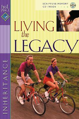 Living the Legacy with CD (Audio)