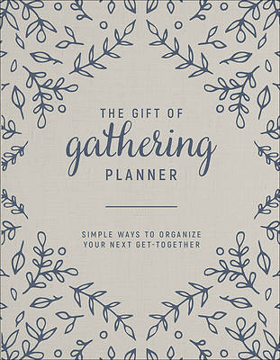 Picture of The Gift of Gathering Planner