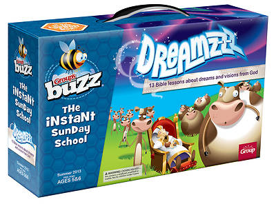 Groups Buzz Dreamz-z-z Pre-K&K Kit: Summer 2013