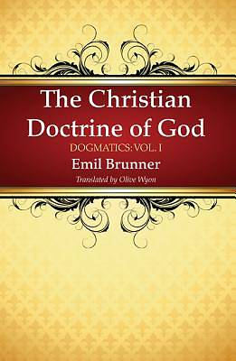 Picture of The Christian Doctrine of God
