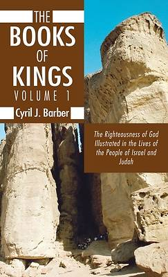 Picture of The Books of Kings, Volume 1