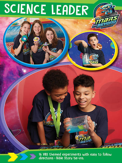 Picture of Vacation Bible School (VBS) To Mars and Beyond Science Leader
