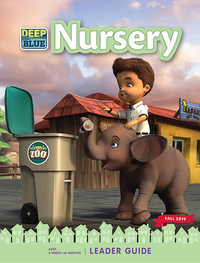 Picture of Deep Blue Nursery Leader Guide Editable Word Doc Download Fall 2019