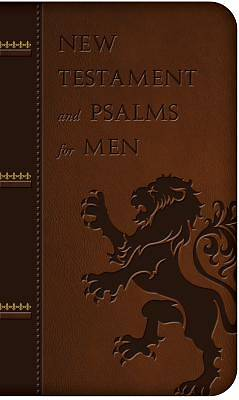 Picture of New Testament and Psalms for Men