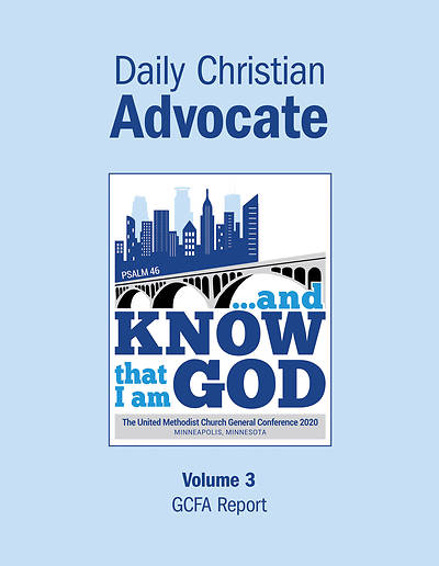 Picture of 2020 Advance Daily Christian Advocate Volume 3