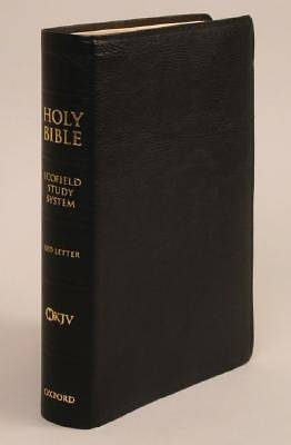 Picture of The Scofield Study Bible III New King James Version