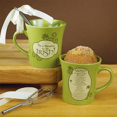 Irish Coffee Cake Mug