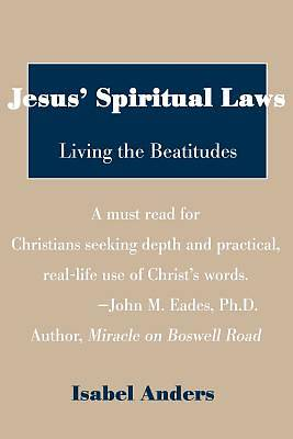 Picture of Jesus' Spiritual Laws