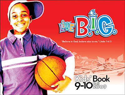 Picture of Live B.I.G. Ages 9-10 Kids' Book Fall