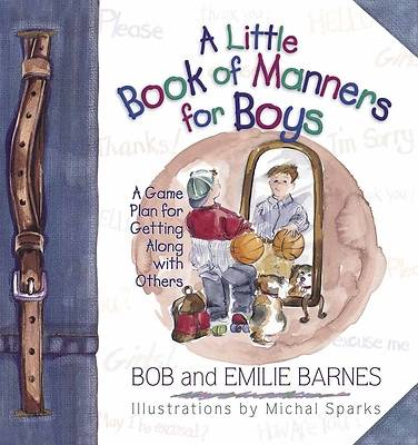 Picture of A Little Book of Manners for Boys