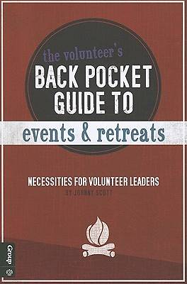 The Volunteers Back Pocket Guide to Events & Retreats