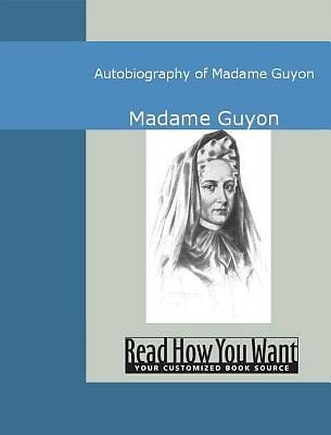 Autobiography of Madame Guyon [ePub Ebook]