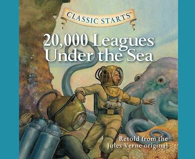 Picture of 20,000 Leagues Under the Sea (Library Edition)