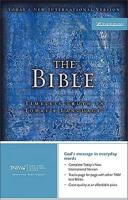 The Todays New International Version Bible
