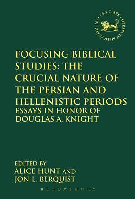 Picture of Focusing Biblical Studies