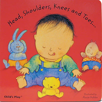 Picture of Head, Shoulders, Knees and Toes