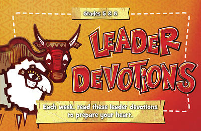 Picture of Buzz Grades 5-6 Whozit Leader Devotions Winter 2020-2021
