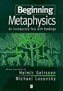 Picture of Beginning Metaphysics