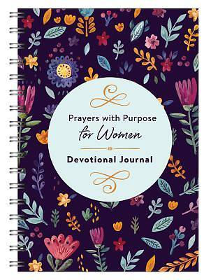 Picture of Prayers with Purpose for Women Devotional Journal