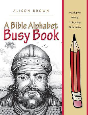 Picture of A Bible Alphabet Busy Book