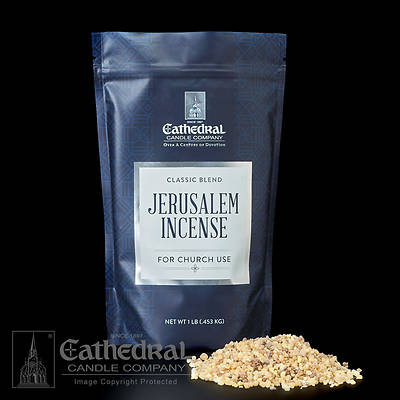 Picture of Cathedral Jerusalem Incense