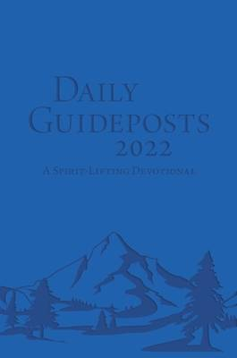 Picture of Daily Guideposts 2022 Leather Edition