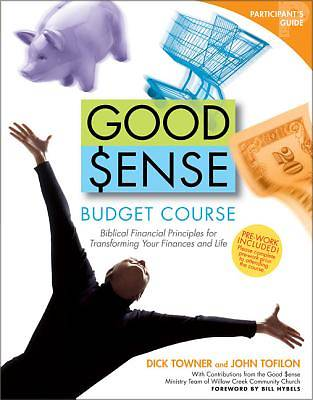 Good Sense Budget Course Participants Guide
