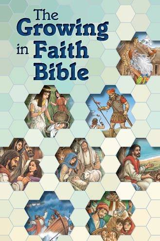 Picture of The Growing in Faith Bible