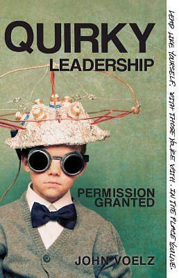 Picture of Quirky Leadership - eBook [ePub]