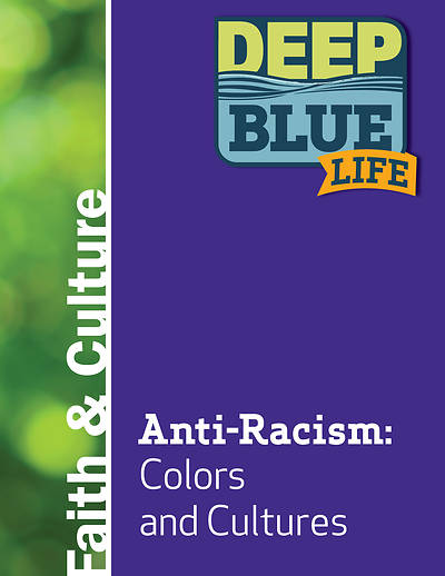 Picture of Deep Blue Life: Anti-Racism: Colors and Cultures Word Download