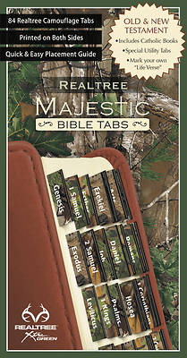 Majestic Bible Accessories- Camo Version