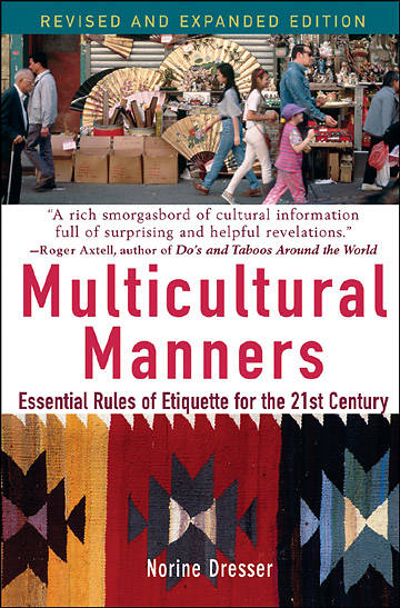 Picture of Multicultural Manners