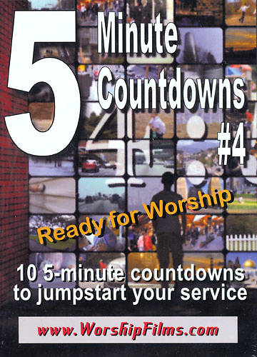 5 Minute Countdowns Volume 4 CDROM