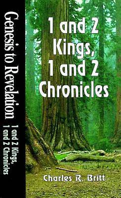 Genesis to Revelation: 1 and 2 Kings, 1 and 2 Chronicles Student Book