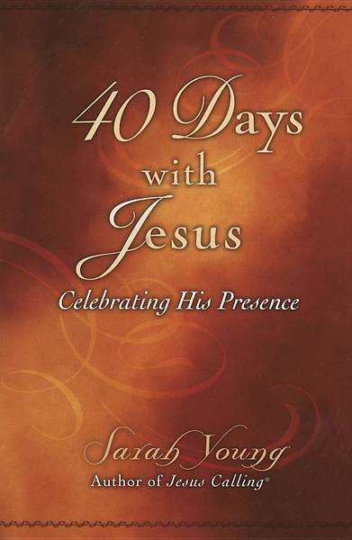 Picture of 40 Days with Jesus