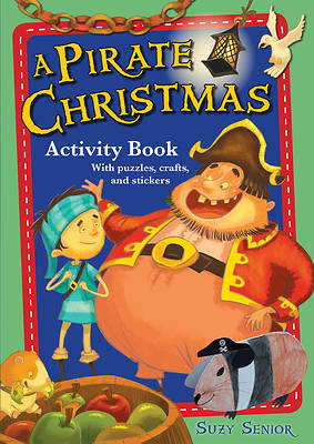 Picture of A Pirate Christmas Activity Book